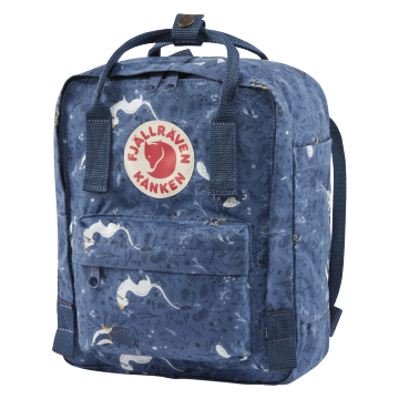 Kanken Art Mini - Blue Fable