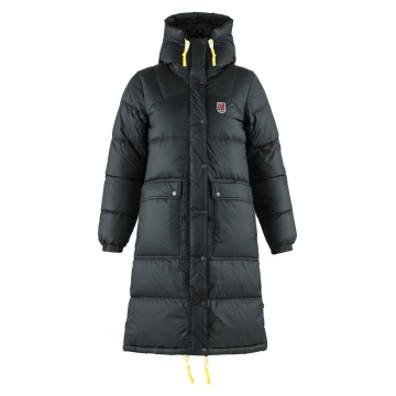 Expedition Down Jacket W Black